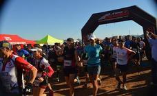 Serrano, Funes y Ruiz, ganadores de la III Sierra Gorda Trail