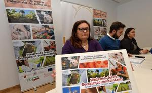 Las mujeres de zonas rurales reivindican la titularidad compartida de granjas y cultivos