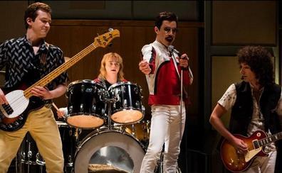 'Bohemian Rhapsody', el 'biopic' de Mercury, sigue haciendo caja