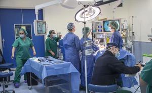 Las donaciones de órganos caen tras tres años de récord al haber más negativas familiares