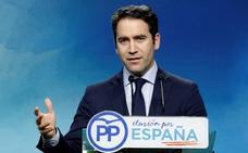 Teodoro García: «Pedro Sánchez ya tiene donde aterrizar su Falcon para venir a Murcia»