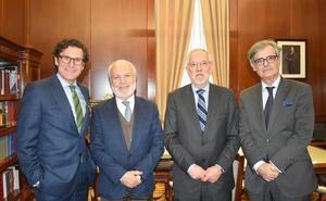 Pasqual del Riquelme reclama al secretario de Estado de Justicia cinco juzgados y dos jueces