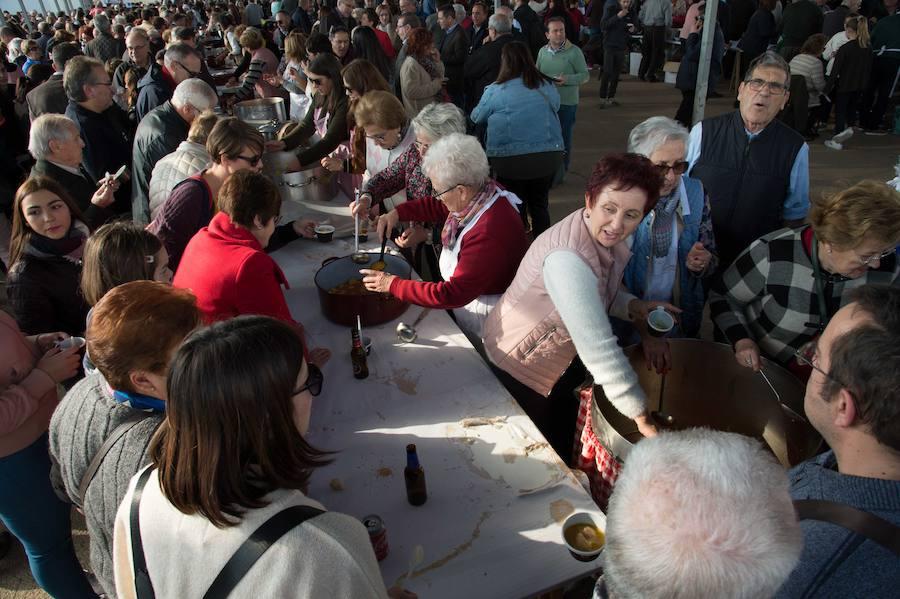 Pelotas para celebrar la fiesta de San Fulgencio en Cartagena