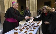Boniatos para celebrar la fiesta de San Fulgencio en Murcia