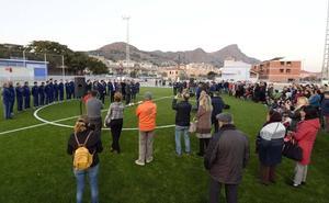 La AFE pondrá en marcha una escuela en el nuevo campo de Cobatillas, dirigida por Acciari