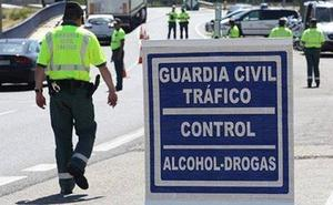 La razón por la que la Guardia Civil no va a hacer más controles de drogas de momento