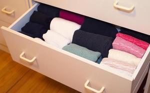 Aprende a doblar la ropa con Marie Kondo