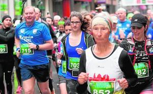 Corredores de 29 nacionalidades se citan en el VI Maratón internacional de Murcia