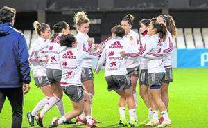 La selección femenina empieza el año del cambio en el Cartagonova