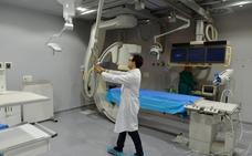 El Hospital de Molina estrena un quirófano de última generación