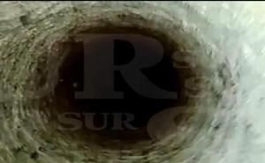 Vídeo: Así es el interior del pozo donde está atrapado Julen