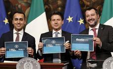 El Gobierno italiano aprueba la renta de ciudadanía, principal promesa del M5E