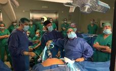 El Reina Sofía estrena un sistema de última generación que mejora el tratamiento del cáncer de colon
