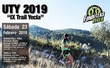 El trail vuelve a Yecla el 23 de febrero