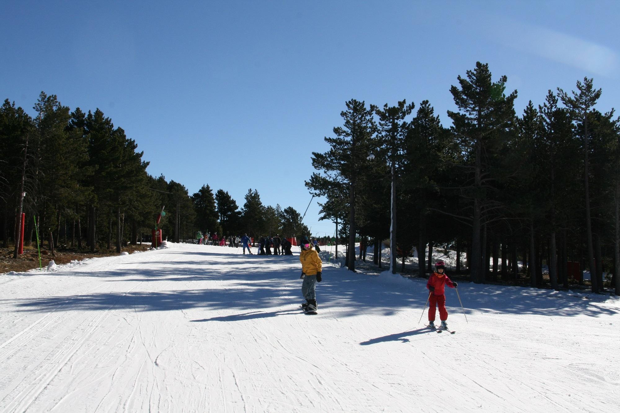 El crecimiento de Aramón en pleno World Snow Day