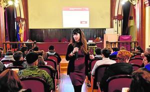 La UMU inicia la campaña de charlas de orientación a estudiantes de Secundaria
