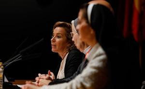 Cachá defiende la asignatura de Religión en el II Congreso de Escuelas Católicas