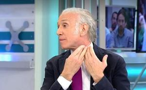 Eduardo Inda denuncia haber sufrido «una agresión» en Telecinco