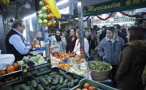 Nadie se presta a gestionar como párking el sótano del Mercado de Santa Florentina