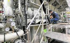 Navantia necesita 200 obreros externos para los motores de las cinco corbetas saudíes
