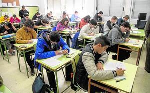 Reto matemático para alumnos en el Isaac Peral