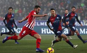 El Atlético responde a las dudas con goles