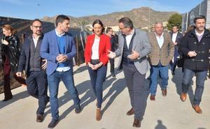 Maroto anuncia inversiones para impulsar el turismo en el Mar Menor