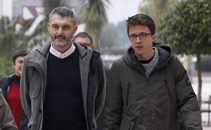 Urralburu, «sorprendido» con la decisión de Errejón de unirse a la plataforma de Carmena