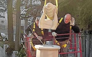 Alhama estrena un busto