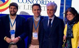 López Miras: «El PP es el único partido capaz de garantizar el futuro de España»