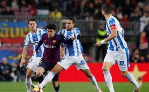 Dembélé adelanta al Barcelona