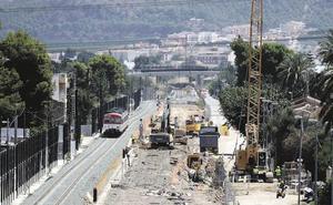 El BOE publica los concursos para dos tramos del AVE hasta Lorca