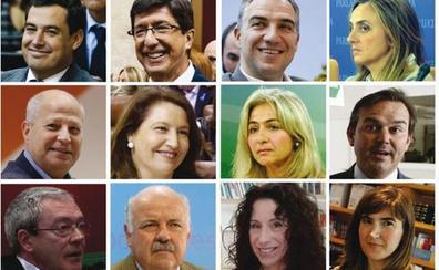 Moreno Bonilla presenta a los 11 consejeros del «gobierno del cambio»