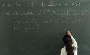 Educación invita a todos los institutos bilingües a adherirse a la red de centros plurilingües