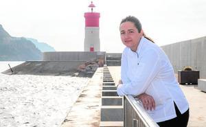 María Gómez: «Hay pocos pescados con mejor salinidad que los del Mar Menor»