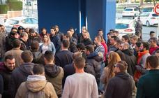 Los 308 aspirantes a policía local luchan por 21 plazas