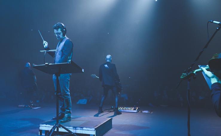 Sôber, en el Teatro Circo Murcia