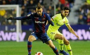 Posible quebrantamiento de sanción del Barça ante el Levante