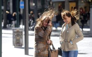 Vientos de hasta 90 kilómetros obligan a activar el estado de preemergencia