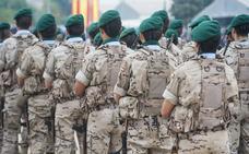 Despiden sin indemnización a una soldado de la base de Alcantarilla tras denunciar a su jefe por acoso sexual