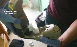 Cae un grupo criminal dedicado al tráfico de cocaína de gran pureza en la Región