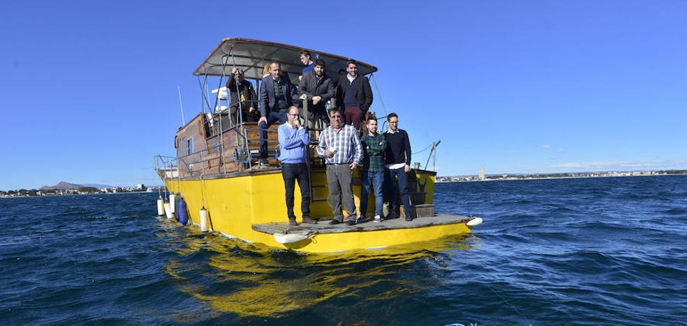 El 'Nautilus' espiará el Mar Menor