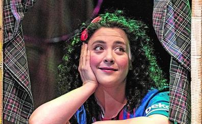 Pablo Gomis convierte el cuento de Blancanieves en un musical en inglés