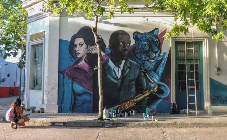 El jazz a la calle