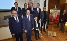 Teodoro García intentará que la Semana Santa de Murcia «sea reconocida en toda España»