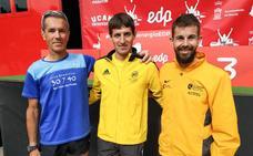 Andrés Mico y María José Ivorra se llevan el VI Maratón de Murcia