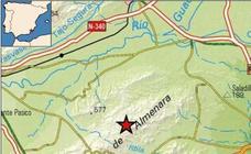 Un pequeño temblor de magnitud 2.0 se deja sentir en Totana