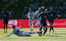 El Valladolid remonta para tomar aire y hundir al Celta