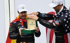Las cinco claves que dieron la victoria a Alonso en Daytona