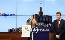 El PP lamenta la petición «sin precedentes» de Hacienda de expropiar el Castillo de Monteagudo